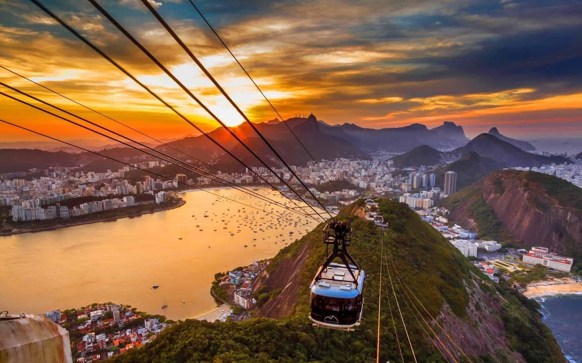 Passeio em Bondinho Rio de Janeiro
