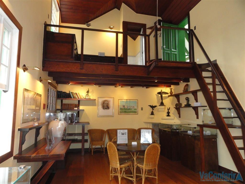 Passeio em Interior da Casa de Santos Dumont