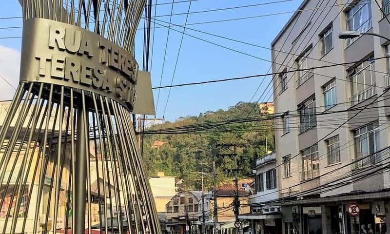 Rua Teresa Petrópolis e suas curiosidades