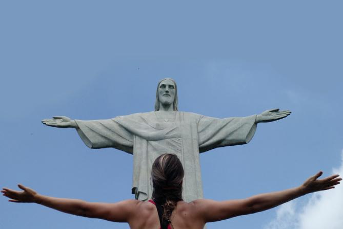 Passeio em Cristo Redentor