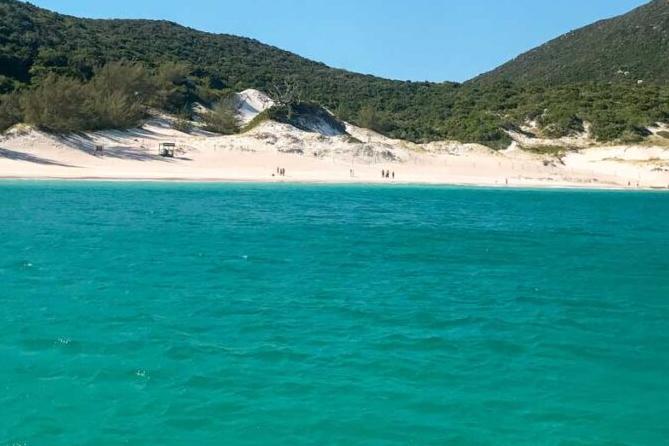 Passeio em Ilha do Farol Arraial do Cabo